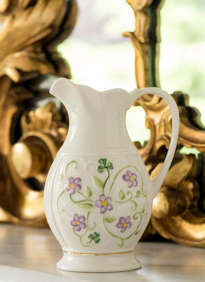 Irish Flax Pitcher