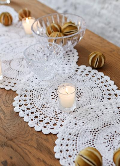 Blarney Lace Doily Collection