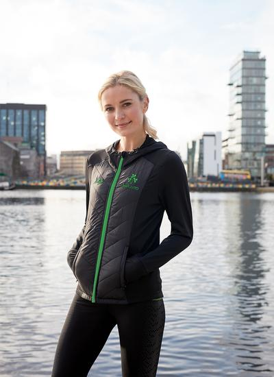 Ladies Ireland Quilted Performance Jacket