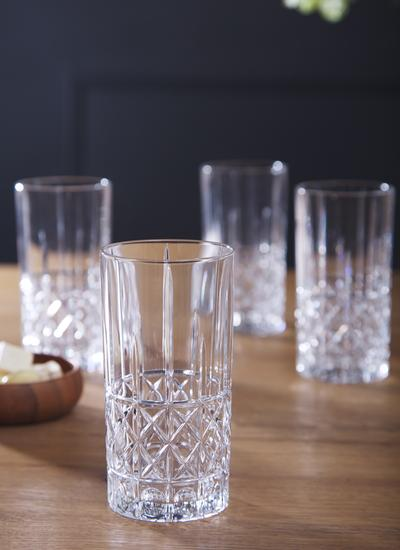 Waterford Crystal Marquis Brady Hi Ball Set of 4