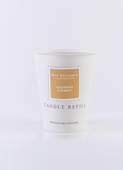 Grapefruit & Pomelo Luxury Natural Candle Refill
