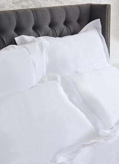 Blarney Irish Linen Pillowcases Set of 2