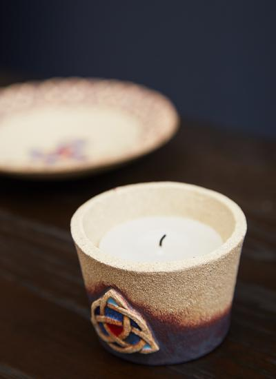 Trinity Tealight Holder