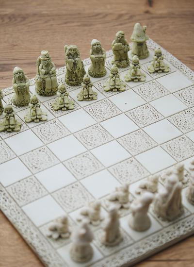 Little Folk Chess Set