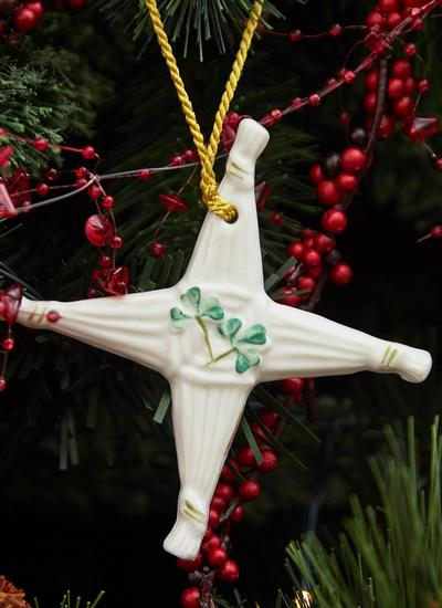 St. Brigid's Cross Decoration