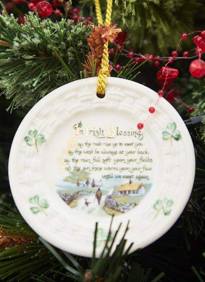 Irish Blessing Decoration