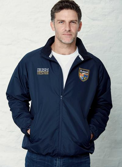 Irish Full Zip Jacket