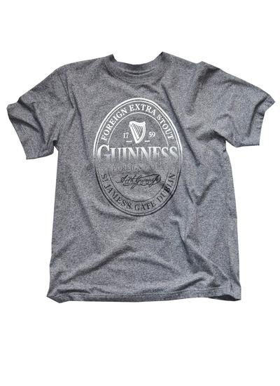 Men's Guinness Stamp T-Shirt
