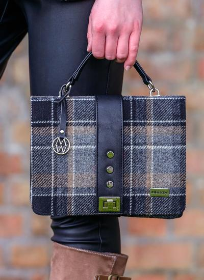 Mucros Fiona Tweed Bag