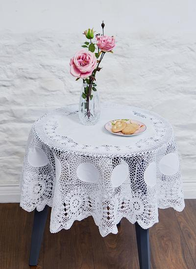 Newgrange Round Tablecloth