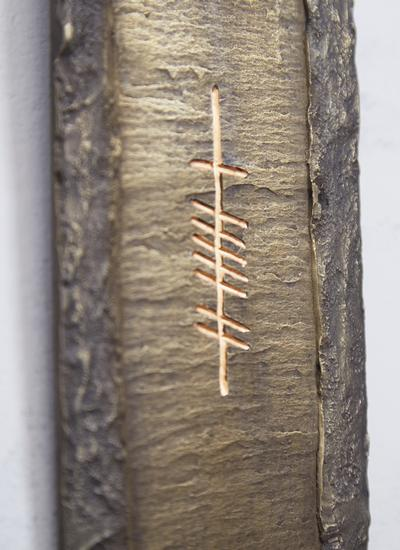Gra Love Ogham Sign