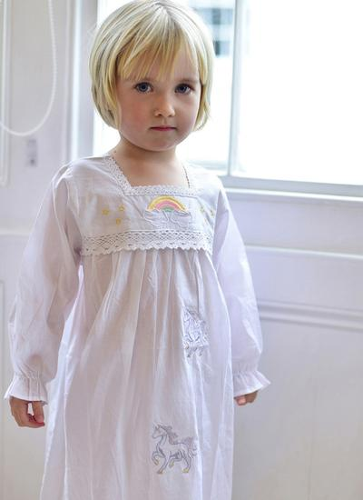 Ophelia Unicorn Nightdress