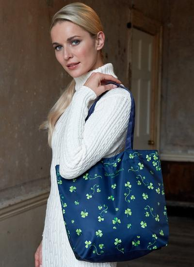 Shamrock Shopper Bag