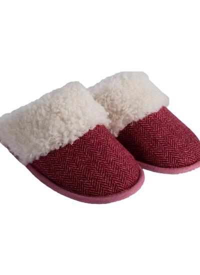 Kerry Tweed Slippers