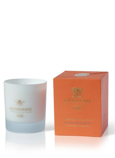 Sweet Orange & Blooms Botanical Bee Candle