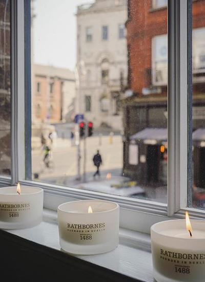Dublin Dawn Travel Candle