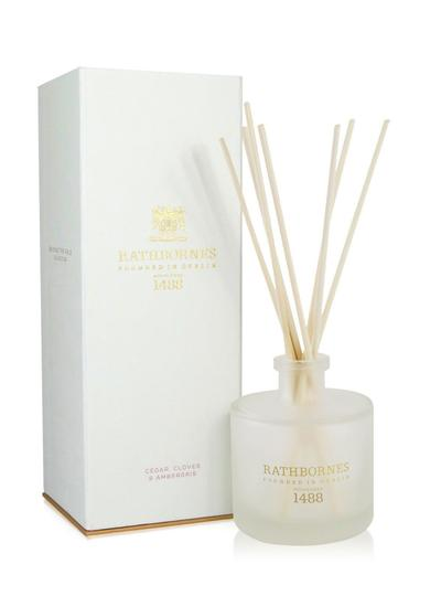 Cedar, Cloves & Ambergris Reed Diffuser