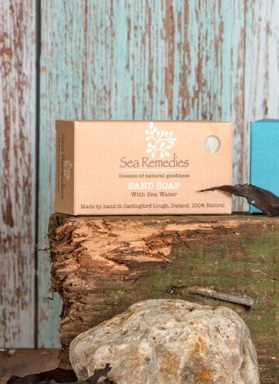 Sand Soap with Irish Seawater