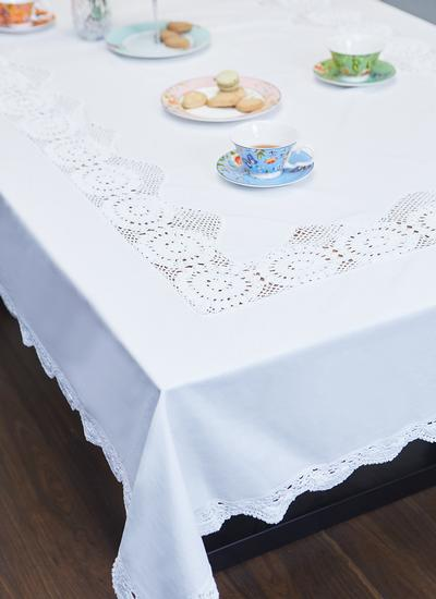 Skellig Crochet Tablecloth