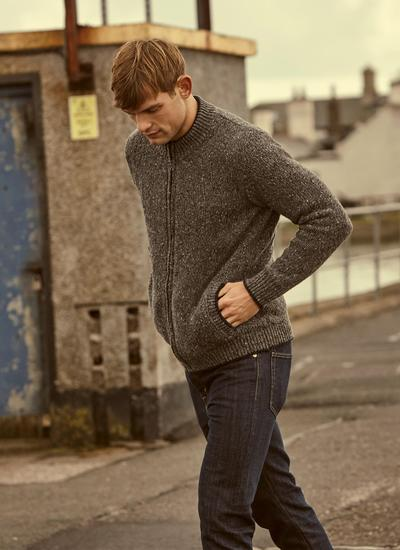 Tramore Jersey Cardigan
