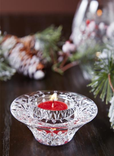 Waterford Crystal Giftology Lismore Votive