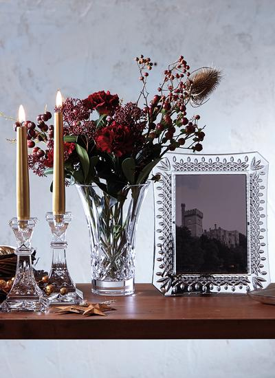 Waterford Crystal Lismore 8'' Vase