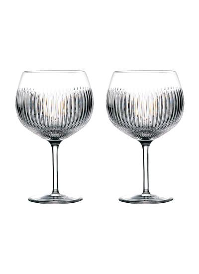 Waterford Crystal Aras Gin Glasses Set of 2
