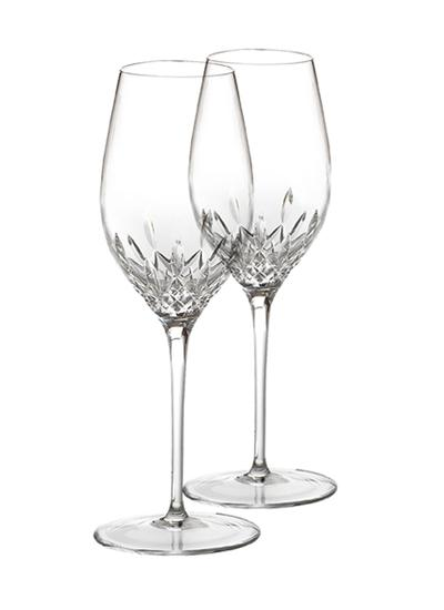 Waterford Crystal Lismore Essence Wine Glass Set of 6