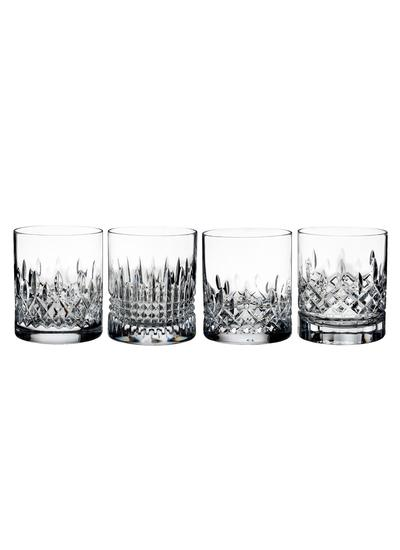 Waterford Crystal Lismore Evolution Tumbler Set of 4