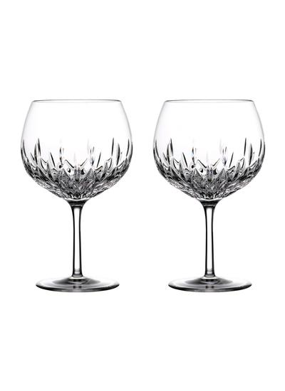 Waterford Crystal Lismore Gin Glasses Set of 2