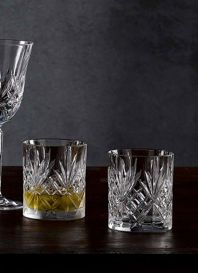 Waterford Crystal Marquis Maxwell Tumbler Set of 4