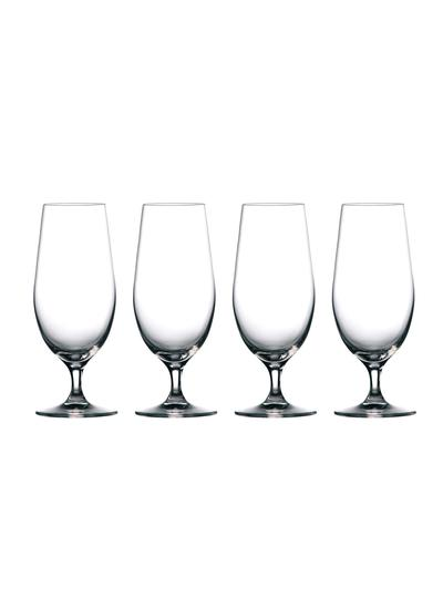 Waterford Crystal Marquis Moments Beer Glass Set of 4