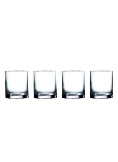 Waterford Crystal Marquis Moments DOF Tumbler Set of 4