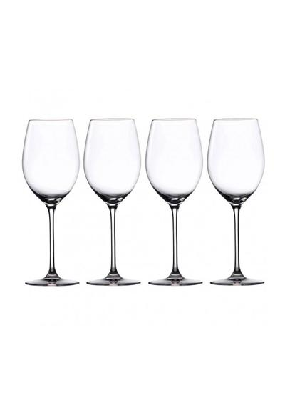 Waterford Crystal Marquis Moments White Wine Glass Set of 4