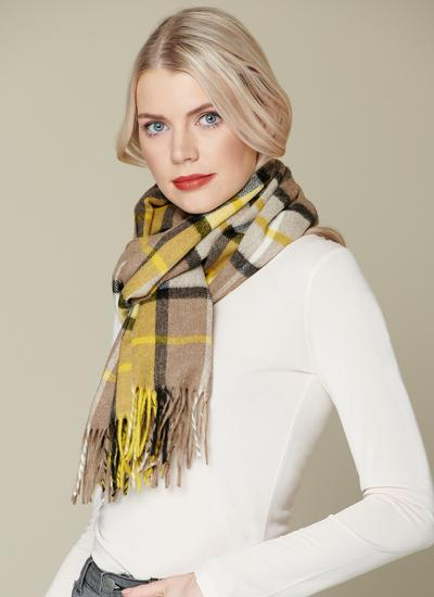 Winchester Yellow & Neutral Stole