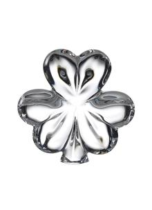 Waterford Crystal Shamrock Hand Cooler