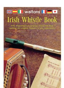 Waltons Tin Whistle Book
