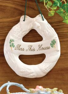 House Blessing Wreath