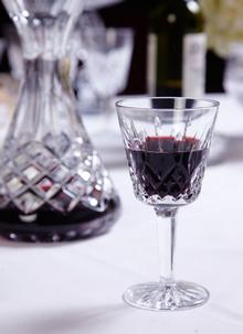 Waterford Crystal Classic Lismore Claret Red Wine