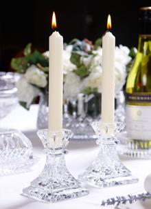 Waterford Crystal Lismore Candlesticks