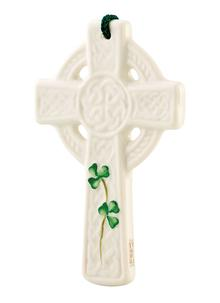 St. Kieran's Celtic Cross Ornament