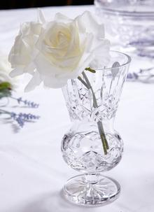 Waterford Crystal Lismore Thistle Vase