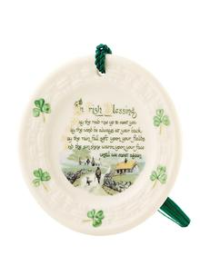 Irish Blessing Ornament
