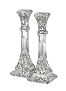 Waterford Crystal Lismore 6'' Candlestick Pair