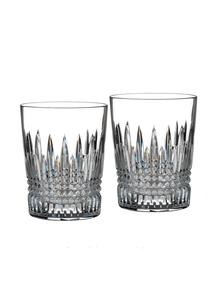 Waterford Crystal Lismore Diamond Tumbler Pair
