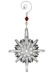 Waterford Crystal Snowstar Ornament