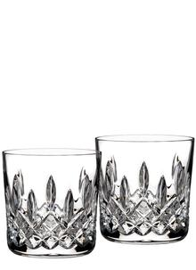 Waterford Crystal Giftology Lismore 9oz Tumbler Pair