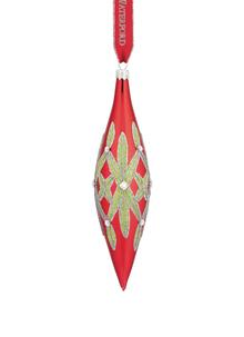 Holiday Heirlooms Lismore Diamond Red Spire