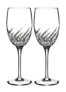 Waterford Crystal Essentially Wave Wine Pair