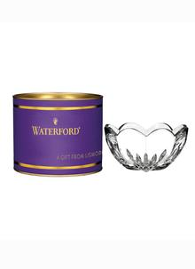 Waterford Crystal Giftology Lismore Heart Bowl